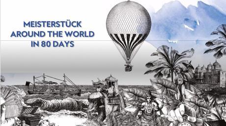 Montblanc Meisterstück Around the World in 80 Days