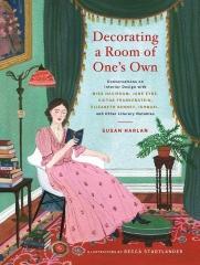 decorating a room of one's own, Elizabeth Bennet, pemberley, Susan Harlan, Becca stadtlander, grands classiques, design intérieur