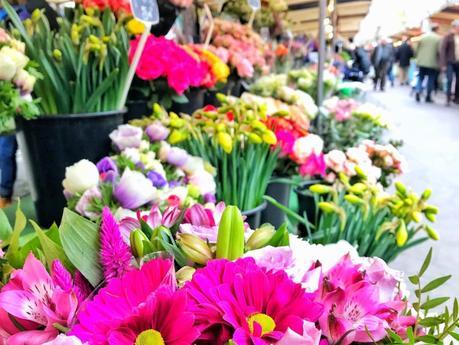 bon plan fleurs marché quinet paris