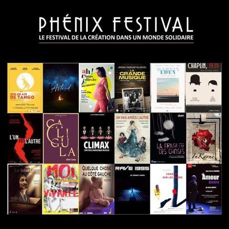 """""""Le Phénix Festival: le premier Pré-Festival d'Avignon à Paris"""""""