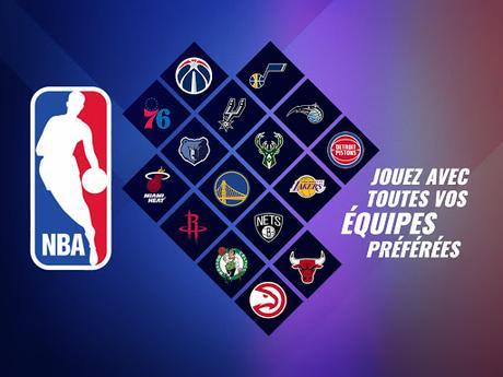 Télécharger NBA LIVE Mobile Basket-ball APK MOD (Astuce) screenshots 2