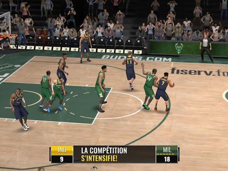 Télécharger NBA LIVE Mobile Basket-ball APK MOD (Astuce) screenshots 4