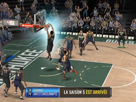 Télécharger NBA LIVE Mobile Basket-ball APK MOD (Astuce) screenshots 1