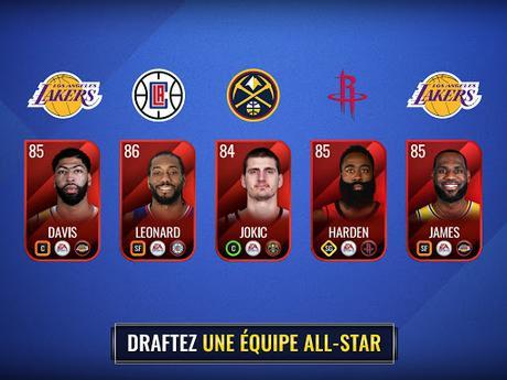 Télécharger NBA LIVE Mobile Basket-ball APK MOD (Astuce) screenshots 3