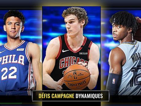 Télécharger NBA LIVE Mobile Basket-ball APK MOD (Astuce) screenshots 5