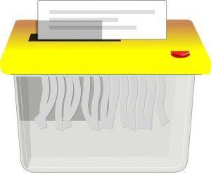 Ayez les bons réflexes pour le choix d'un destructeur de document