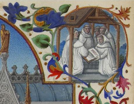 Les_Tres_Riches_Heures_du_duc_de_Berry Musee Conde Chantilly MS 65 fol 86v detail haut