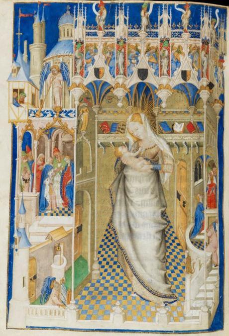 Madonna-Master-Heures-dIsabelle-Stuart-Avant-1431Fitzwilliam-Museum-Ms.-62-fol-141v