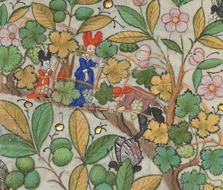 Heures de Marguerite d'Orleans 1430 ca BNF Latin 1156B fol 168r Gallica detail