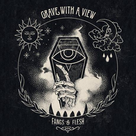 EP Fangs & Flesh - Grave With a View