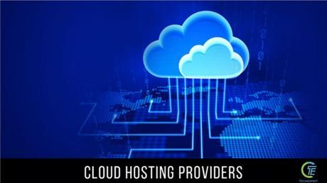 Services d'hébergement cloud