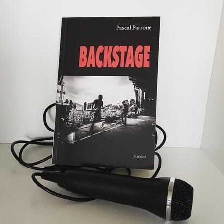 [SP]J'ai lu: Backstage de Pascal Parrone