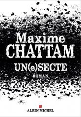 maxime chattam, un(e)secte, une secte, insecte, roman noir, thriller