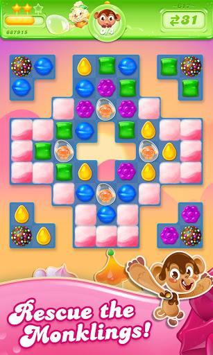 Code Triche Candy Crush Jelly Saga  APK MOD (Astuce) 4