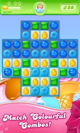 Code Triche Candy Crush Jelly Saga  APK MOD (Astuce) 2