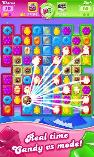Code Triche Candy Crush Jelly Saga  APK MOD (Astuce) 3