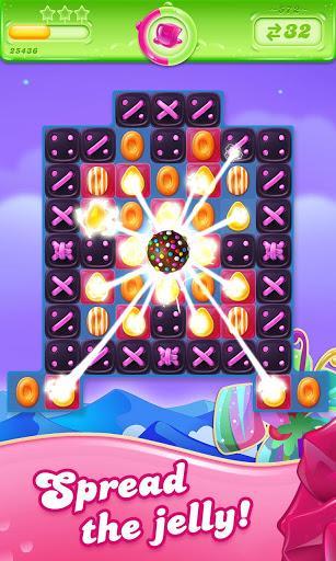 Code Triche Candy Crush Jelly Saga  APK MOD (Astuce) 1
