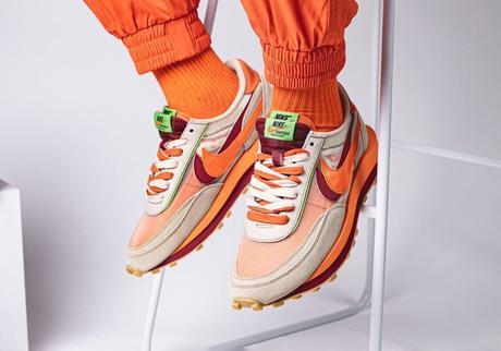 Clot va également drop une Sacai x Nike LDWaffle