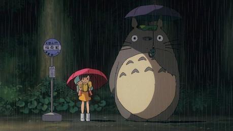 Mon Voisin Totoro (1988) de Hayao Miyazaki