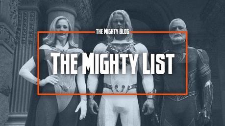 Bannière Mighty List Séries TV