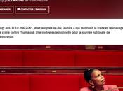 Silence assourdissant Macron mémoire #esclavage…