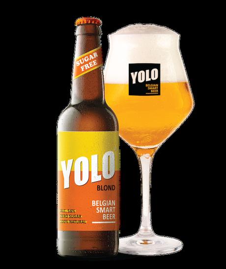 YOLO Blond 33cl & glass