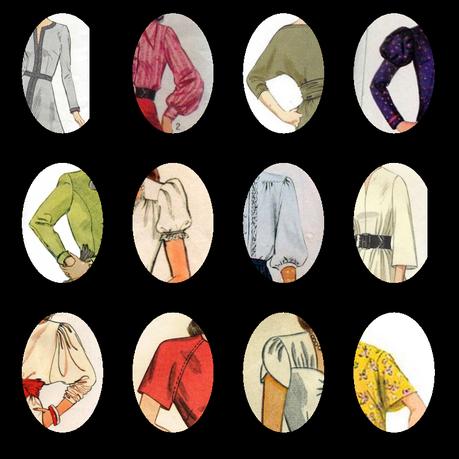 23 types de manches