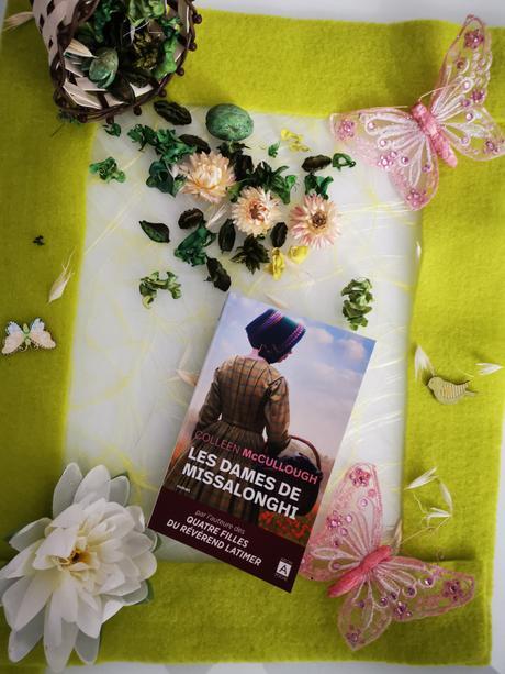 Les Dames de Missalonghi de Colleen McCullough