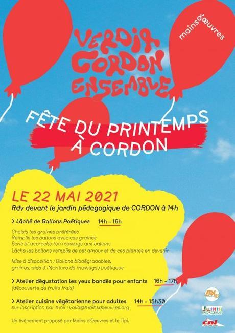 Fêter le printemps à Cordon