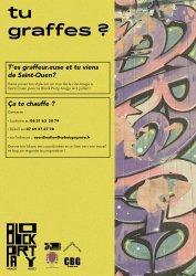 APPEL À DJS & GRAFFEUR.SE.S