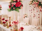 Déco mariage chère Comment dresser tables avec élégance
