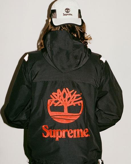 Supreme collabore avec Timberland pour son prochain drop