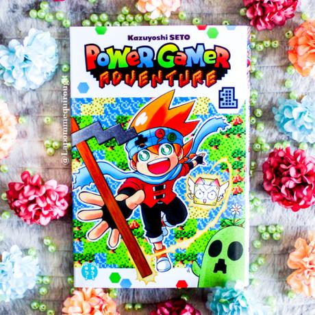 Power gamer adventure, tome 1 • Kazuyoshi Seto