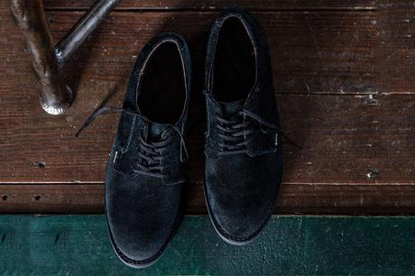 RED WING FOR BEAMS – S/S 2021 – POSTMAN OXFORD GORE-TEX
