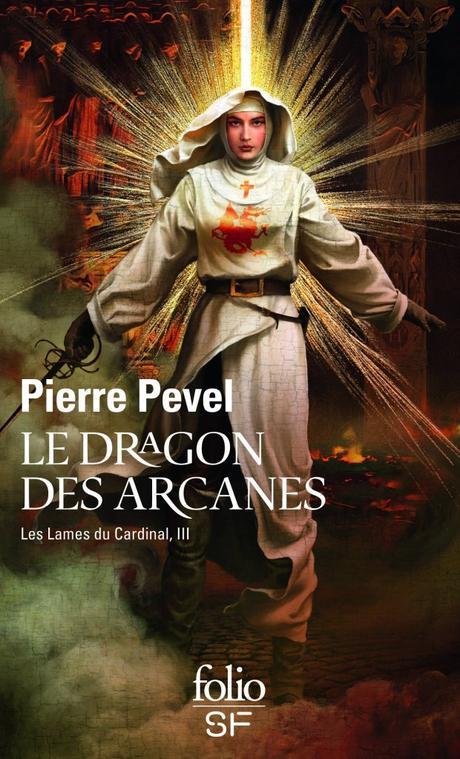 Les lames du Cardinal, T3: Le dragon des arcanes