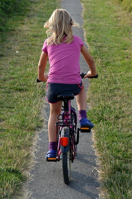 Récré 142 : Yvelle en vélo toute la journée