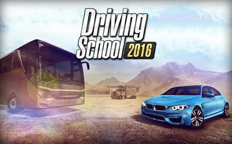 Code Triche Driving School 2016 APK MOD (Astuce) 1