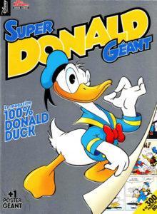 Super Donald Géant : un hors-série dédié au plus connu des canards