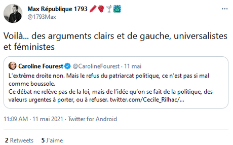 Hélène Franco, l'aile droite de la FI ou l'aile gauche de l' #islamophobie ?