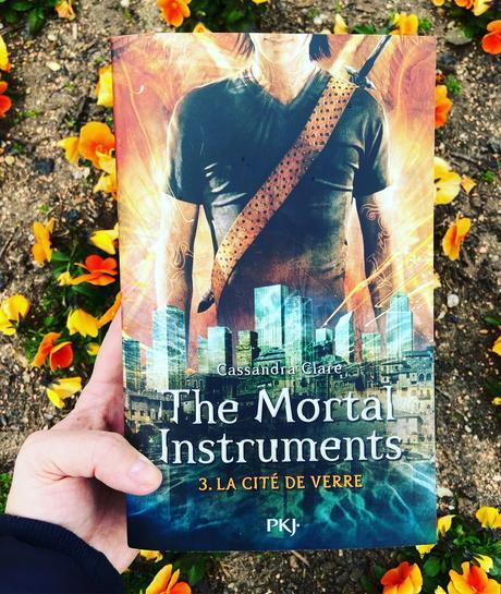 J'ai lu: The mortal instruments tome 3, la cité de verre de Cassandra Clare