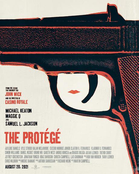 Premier trailer pour The Protégé de Martin Campbell
