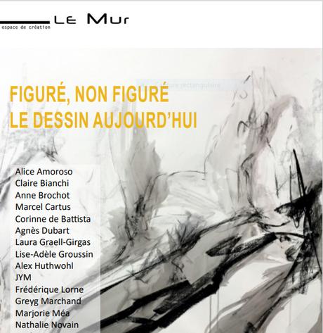 Expositions prochaines « Espace de création LE MUR  » Moret-sur-loing