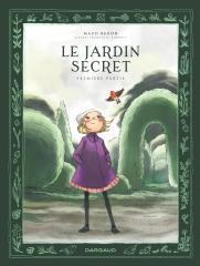 le jardin secret, classique anglais, Maud begon, frances hodgson burnett, adaptation classique, livre pour enfant, album, bd