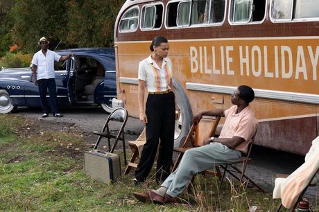 BILLIE HOLIDAY, UNE AFFAIRE D'ETAT - Réalisé par Lee Daniels avec Andra Day