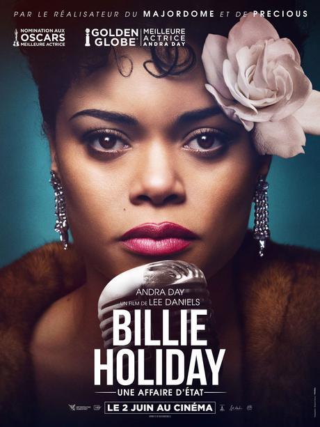 BILLIE HOLIDAY, UNE AFFAIRE D'ETAT - Nouvelle date de sortie au Cinéma le 2 Juin 2021