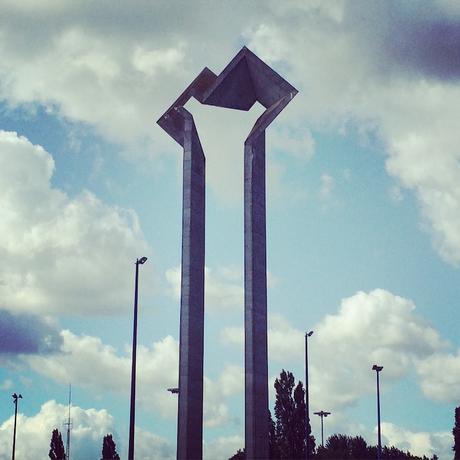 EXPO : Jacques Moeschal – Architecture sculptures (BOZAR)