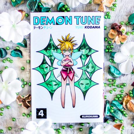 Demon tune, tome 4 • Yûki Kodama