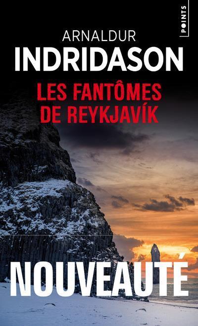 Les fantômes de Reyjavik de Arnaldur Indridason