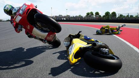 Mon avis sur MotoGP 21 – Version 1.5 ?