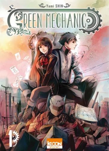 Green mechanic, tome 1 et 2 • Yami Shin